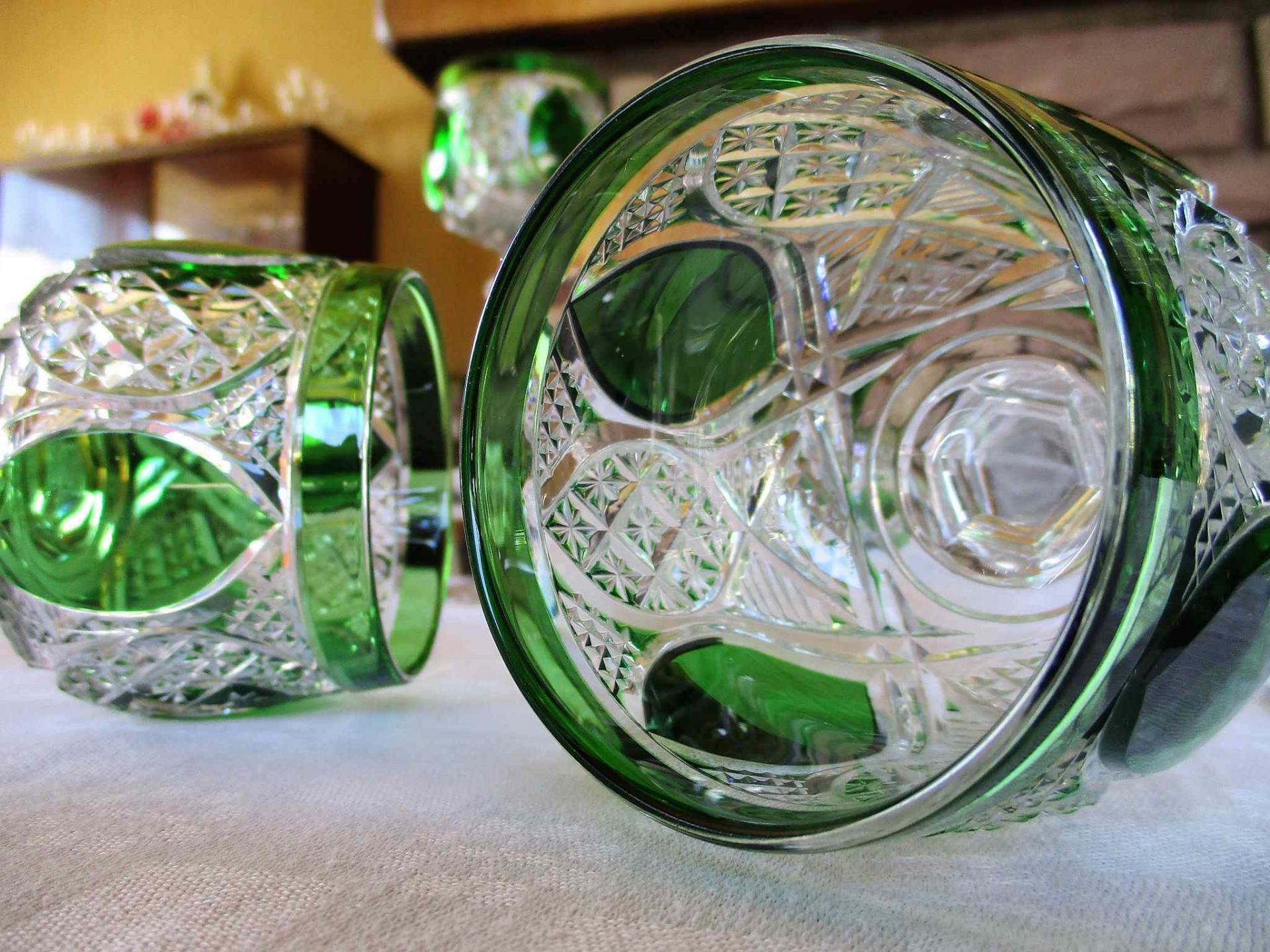 baccarat-cristal-ancien-taillé-couleur