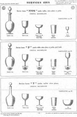 1916 baccarat