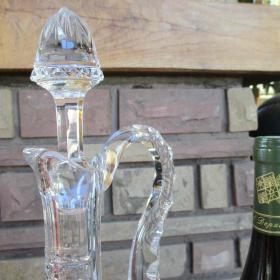 Aiguiere vin cristal st louis