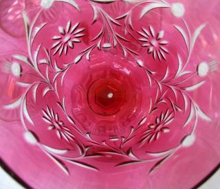 Baccarat cristal ancien roemer