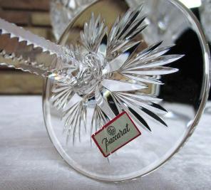 Baccarat cristal verre 1