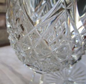 Baccarat crystal colbert