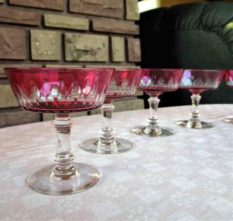 Baccarat overlay coupe