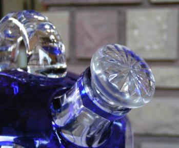 Bleu cobalt st louis
