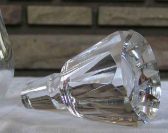 Bouchon caracas cristal