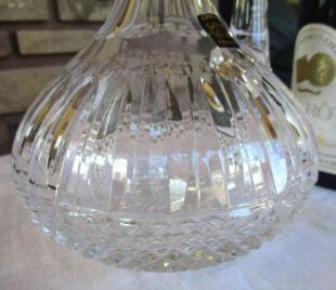 Broc decanter st louis cristal