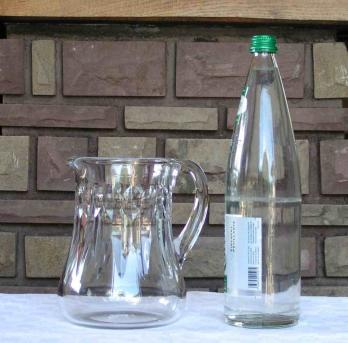 Broc eau baccarat caracas