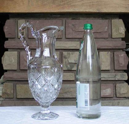 broc eau florence cristal st louis