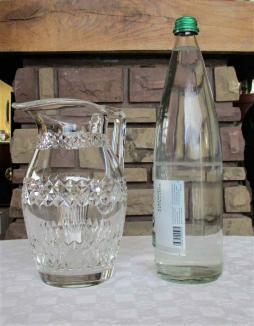 Broc orly saint louis cristal