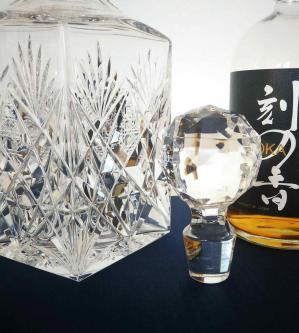 Carafe a whisky cristal st louis