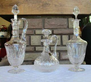 Carafe broc decanter aiguiere tommy saint louis