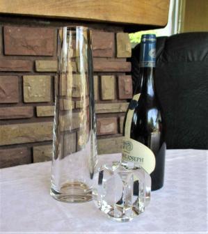 Carafe cristal saint louis 1