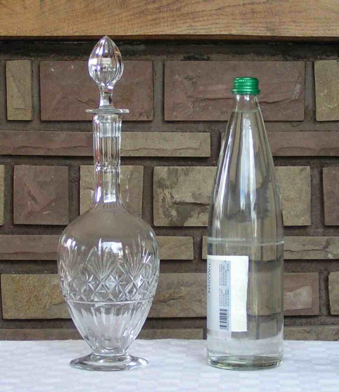 verres cristal de saint louis service massenet. Black Bedroom Furniture Sets. Home Design Ideas