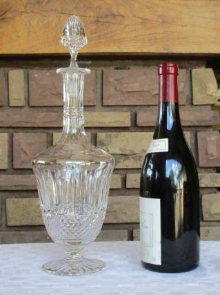 Carafe tommy vin