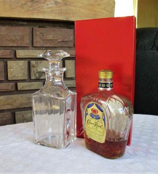 Carafe whisky baccarat cristal prix