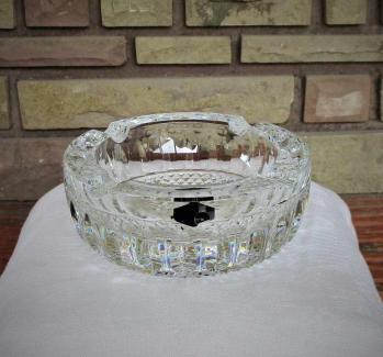 Cendrier cristal saint louis