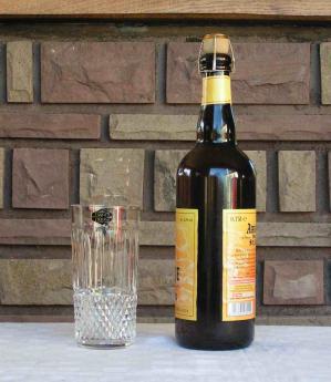 Chope n2 orangeade biere cristal