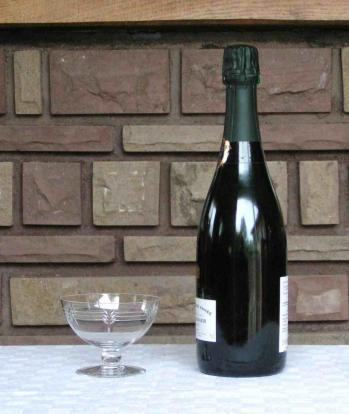 Coupe champagne cap ferrat baccarat