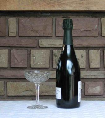 Coupe champagne juigne baccarat