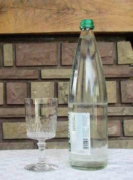 Cristal ancien verre baccarat