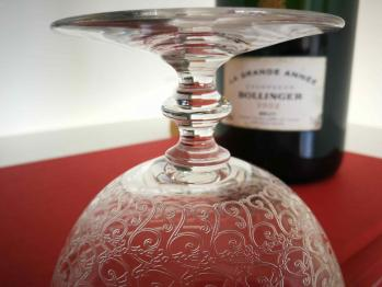 Cristal ancien verres rohan baccarat prix