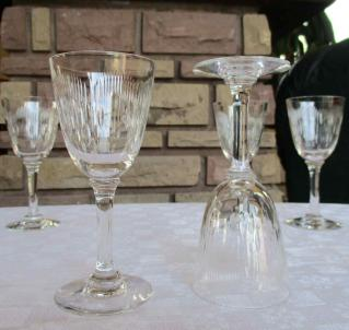 Cristal baccarat moliere