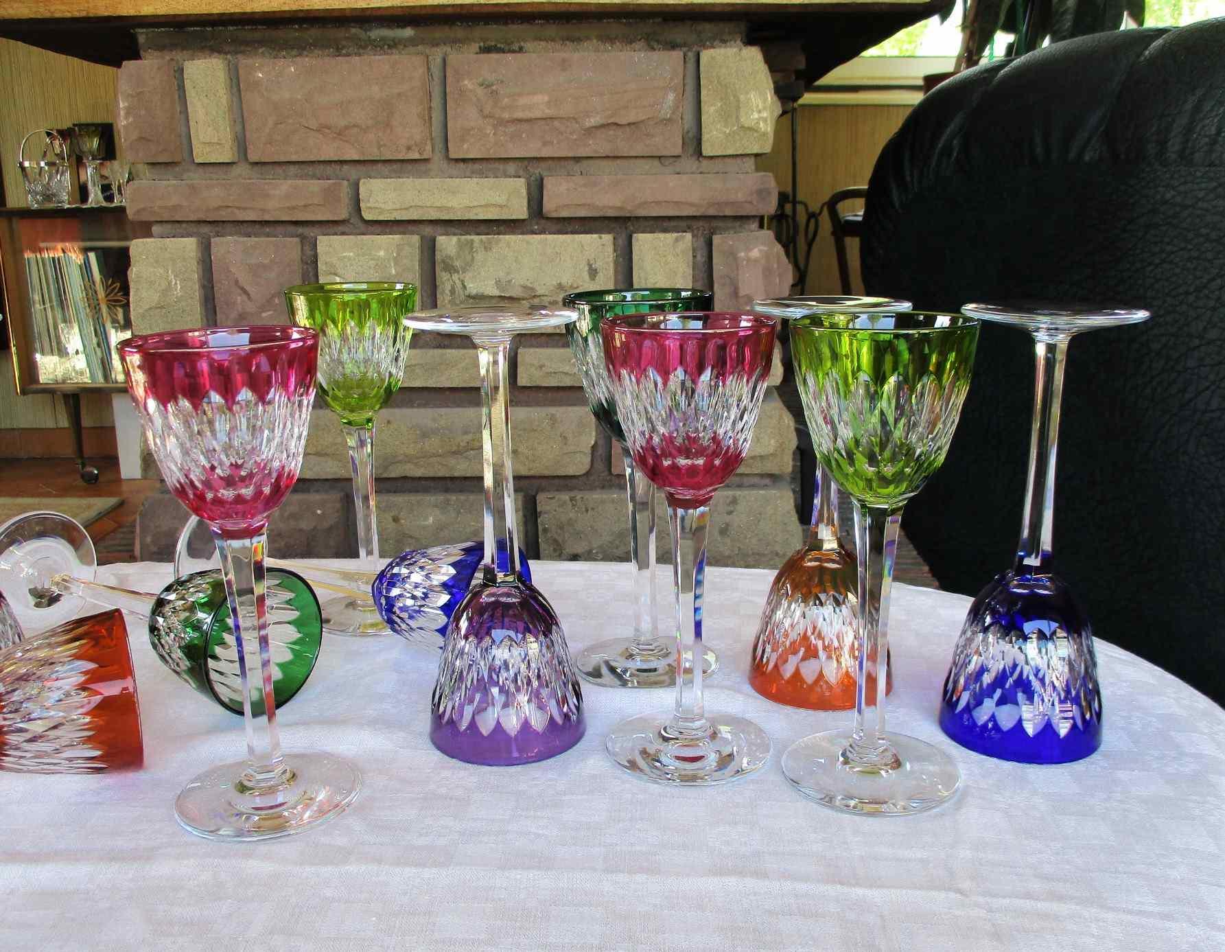 Roemers Amrmagnac cristal de Baccarat