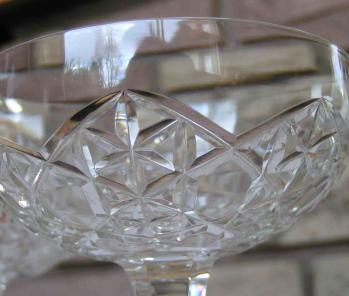 Cristal fort taille juigne
