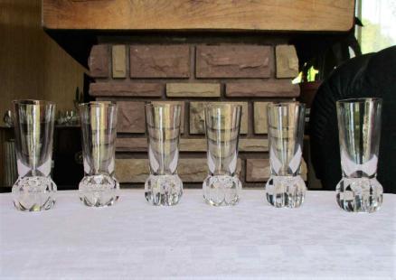 Cristal saint louis riviera verre bourgogne