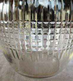 Cristal taille nancy carafe