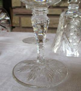 Cristal taille st louis 1