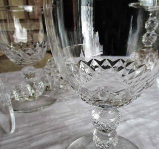 Cristal taille st louis occasion