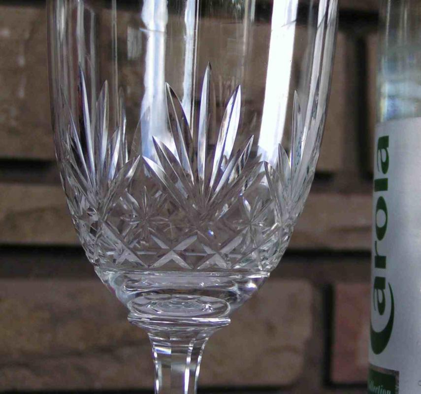 Verres cristal de saint louis service massenet - Cristal st louis ancien ...