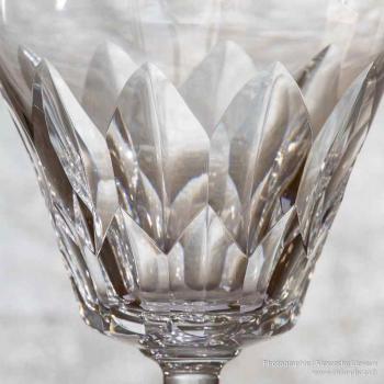Cristal uni clair baccarat