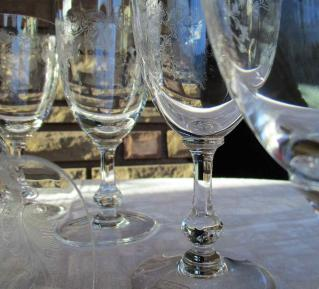 Cristal verres saint louis prix