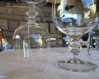 Cristallerie daum verres
