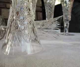 Cristallerie saint louis vologne