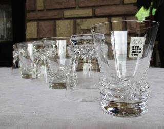 Daum cristal verres porto