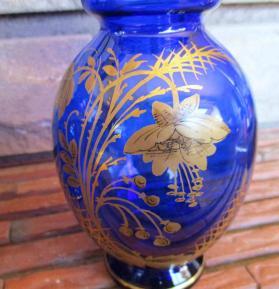 Decoration or cristal ancien