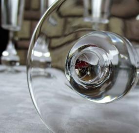 Estampille baccarat cristal