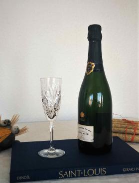Flute a champagne st louis