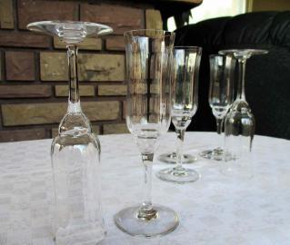 Flute capri cristal