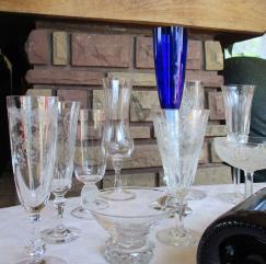 Flute champagne cristal