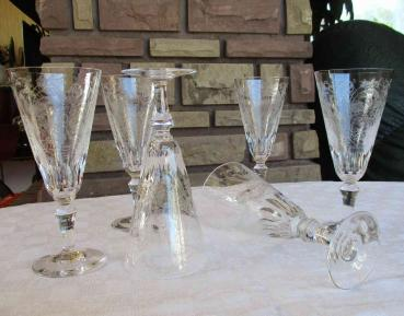 Flute cristal baccarat