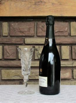 Flute verre saint louis cristal