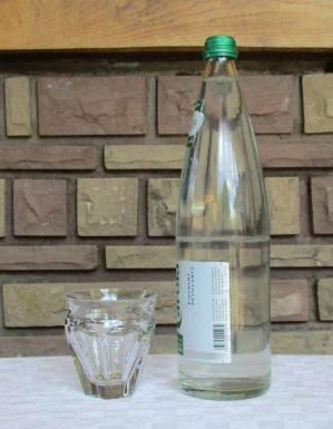 Gobelet baccarat cristal