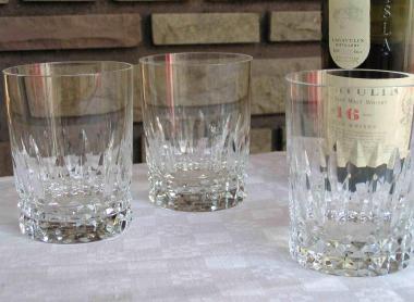 Verres en cristal de baccarat service piccadilly - Cristal de baccarat prix ...