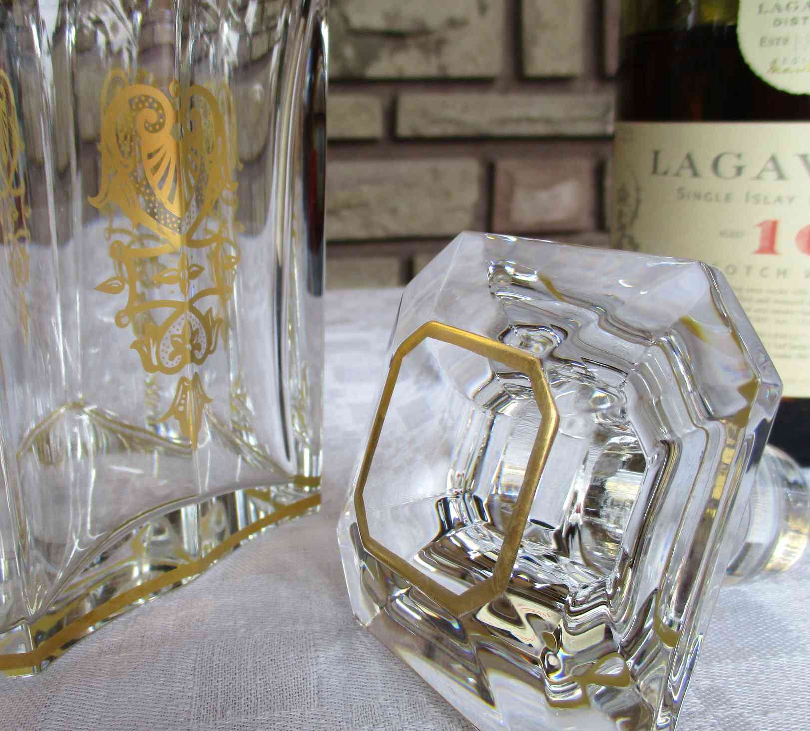 Verres baccarat cristal service harcourt empire - Service harcourt baccarat ...