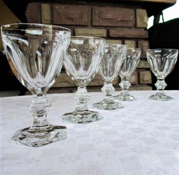 Harcourt prix occasion baccarat
