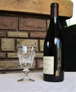 Jersey verres cristal saint louis